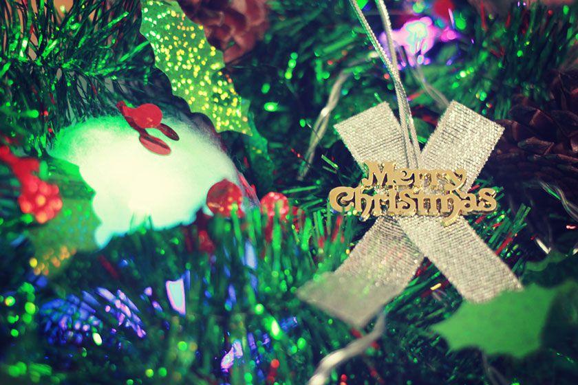 やっぱりクリスマスは最高に楽しい日にしたい♪